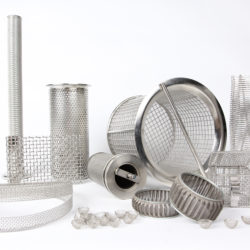 filters and sieves