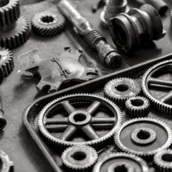 Metalen transportbanden - Machinebouw