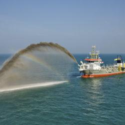 Ballast waterzuivering in de scheepsbouw